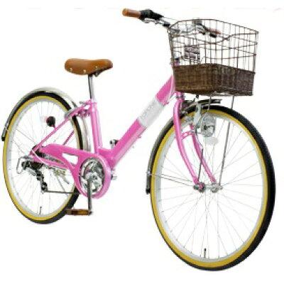 シマノ 自転車 子供用 24インチ   NV246