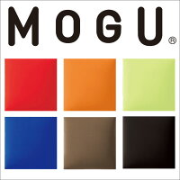 MOGU 専用カバー(ビーズクッション スクエア型45×45cm専用) ベルーナ(ナイロン地) モグ