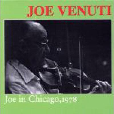 ジョー・イン・シカゴ、1978/CD/VSCD-150