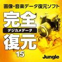 完全デジカメデータ復元15 / ジャングル