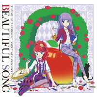 TVアニメ/データカードダス『アイカツ!』3rdシーズン挿入歌シングル「Beautiful Song」/CDシングル(12cm)/LACM-14316
