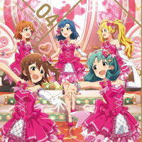 THE IDOLM@STER MILLION THE@TER GENERATION 04 プリンセススターズ/CDシングル(12cm)/LACM-14634
