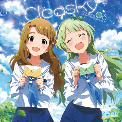 THE IDOLM@STER MILLION THE@TER GENERATION 06 Cleasky/CDシングル(12cm)/LACM-14636