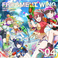 THE IDOLM@STER SHINY COLORS FR@GMENT WING 04/CDシングル(12cm)/LACM-14864
