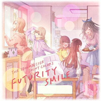 THE IDOLM@STER SHINY COLORS FUTURITY SMILE/CDシングル(12cm)/LACM-14906