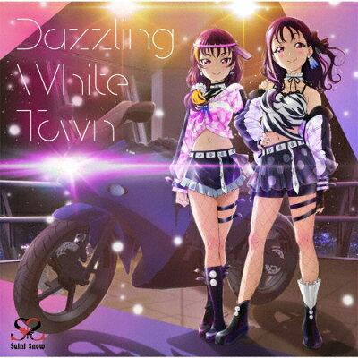Saint Snow 1st シングル「Dazzling White Town」(DVD付)/CDシングル(12cm)/LACM-14935
