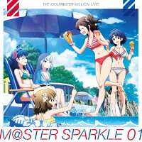 THE IDOLM@STER MILLION LIVE! M@STER SPARKLE 01/CD/LACA-15671