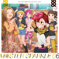 THE IDOLM@STER MILLION LIVE! M@STER SPARKLE 06/CD/LACA-15676