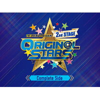 THE IDOLM@STER SideM 2nd STAGE ~ORIGIN@L STARS~ Live Blu-ray【Complete Side】/Blu-ray Disc/LABX-38211