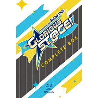 THE IDOLM@STER SideM 3rdLIVE TOUR ~GLORIOUS ST@GE!~ LIVE Blu-ray Side MAKUHARI Complete Box【初回生産限定版】/Blu-ray Disc/LABX-38300