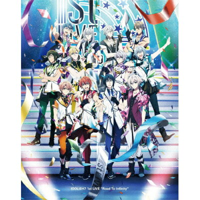 アイドリッシュセブン 1st LIVE「Road To Infinity」 Blu-ray BOX -Limited Edition-/Blu-ray Disc/LABX-38327