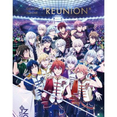 アイドリッシュセブン 2nd LIVE「REUNION」Blu-ray BOX -Limited Edition-【完全生産限定】/Blu-ray Disc/LABX-38427