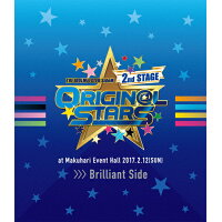 THE IDOLM@STER SideM 2nd STAGE ~ORIGIN@L STARS~ Live Blu-ray【Brilliant Side】/Blu-ray Disc/LABX-8213
