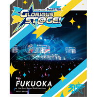 THE IDOLM@STER SideM 3rdLIVE TOUR ~GLORIOUS ST@GE!~ LIVE Blu-ray Side FUKUOKA/Blu-ray Disc/LABX-8321