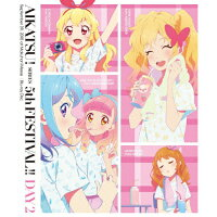 アイカツ!シリーズ 5thフェスティバル!! Day2 Blu-ray/Blu-ray Disc/LABX-8365
