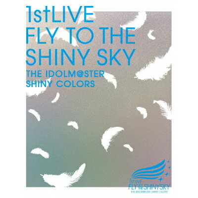 THE IDOLM@STER SHINY COLORS 1stLIVE FLY TO THE SHINY SKY Blu-ray/Blu-ray Disc/LABX-8376