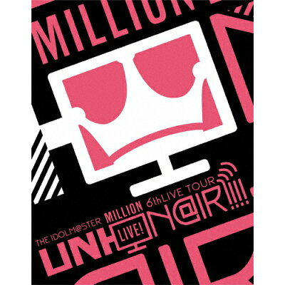THE IDOLM@STER MILLION LIVE! 6thLIVE TOUR UNI-ON@IR!!!! LIVE Blu-ray Princess STATION @KOBE/Blu-ray Disc/LABX-8408