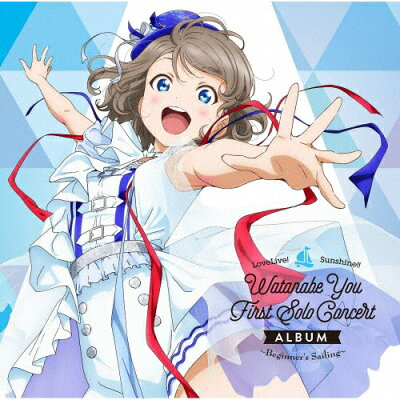 LoveLive! Sunshine!! Watanabe You First Solo Concert Album/CD/LACA-9772