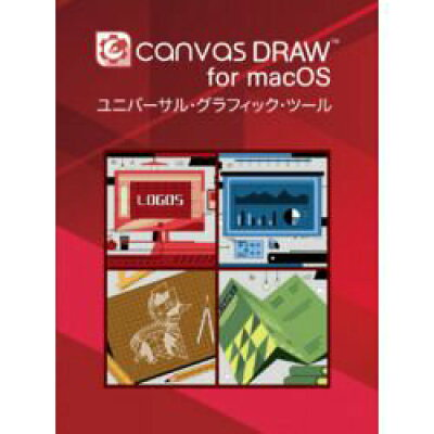 ACD Systems N28701 Canvas DRAW 6 for Mac