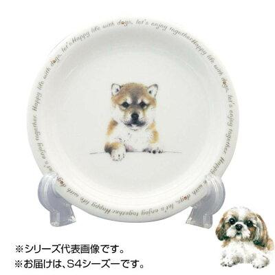わんコレ パン皿 シーズー wa-pan-S4 1432729