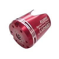 LUXON KG専用 Transform Jacket MR Metallic Red キーエンス キーエンス.OP-87301 レッド