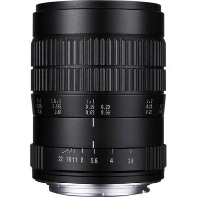 LAOWA レンズ 60F2.8 2:1 ULTRA-MACRO/SE
