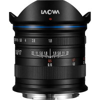 LAOWA 交換レンズ 17F1.8/MFT