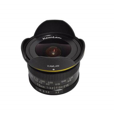 KamLan レンズ FS7.5F3.2/MFT