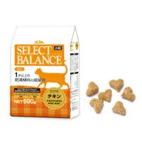 セレクトバランス キャット ライト 1才以上の肥満傾向の成猫用 チキン 小粒 500g