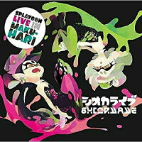 SPLATOON LIVE IN MAKUHARI -シオカライブ-/CD/EBCD-10003