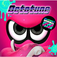 SPLATOON2 ORIGINAL SOUNDTRACK -Octotune-/CD/EBCD-10009