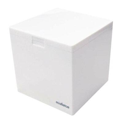 ドリームズ 卓上灰皿 Ashtray Cube MLT-45086 White