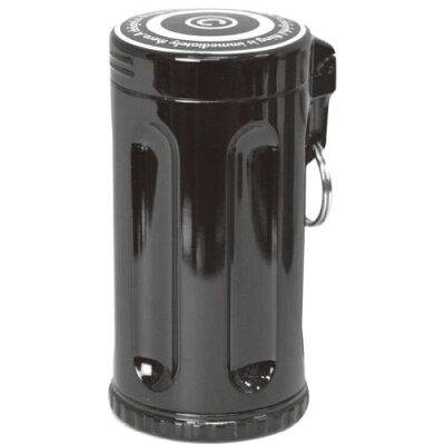 携帯灰皿 Ciger Nest (Black) (MLT-45121)【ドリームズ/Dreams】