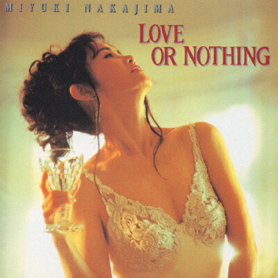 LOVE OR NOTHING/CD/YCCW-00025