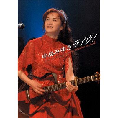 中島みゆきライヴ!Live at Sony Pictures Studios in L.A./Blu-ray Disc/YCXW-10002