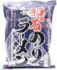 西海醤油 明石のりラーメン 塩味 112g