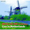 Live in Netherlands(オランダ) アルバム MHACD-2309