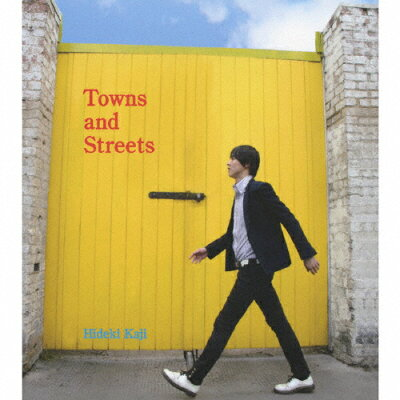 Towns and Streets/CD/DDCF-7001