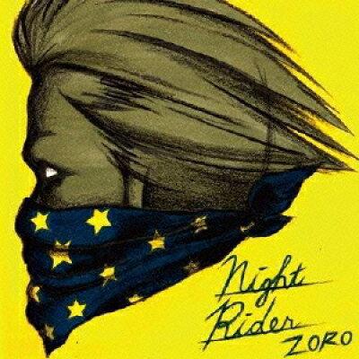 NightRider/CDシングル(12cm)/DDCY-7013