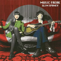 MUSIC FREAK/CD/DDCB-18004