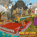 Ride On Time/CD/DDCB-19004