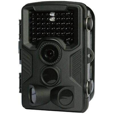防犯カメラ トレイルカメラ 屋外 ワイヤレス 人感センサー付き