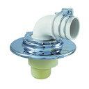 ミヤコMIYAKO 洗濯機排水トラップ コンパクト型 MB44AWM