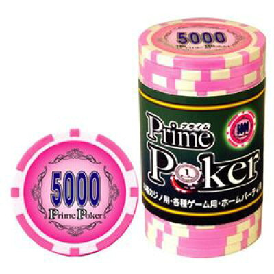 GP プライムポーカー チップ 5000