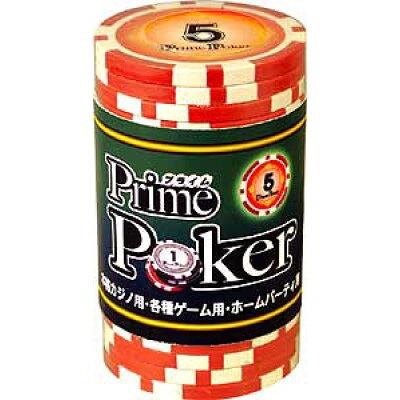 プライムポーカー チップ5 ジーピー プライムポーカーチップ5