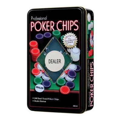 GP カードマークポーカーチップセット