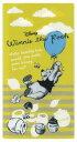 プレーリードッグ 抗菌マスクケース 3ポケット ディズニー 風船とプーさん DSN-MSK3P-021
