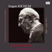 Bruckner ブルックナー / 交響曲第4, 5, 6, 7, 8番 オイゲン・ヨッフム & コンセルトヘボウ管弦楽団 1970-1986 10LP