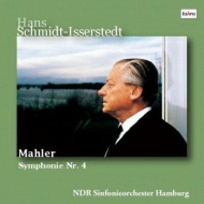 Mahler マーラー / Sym, 4, : Schmidt-isserstedt / Ndr So Putz S 輸入盤