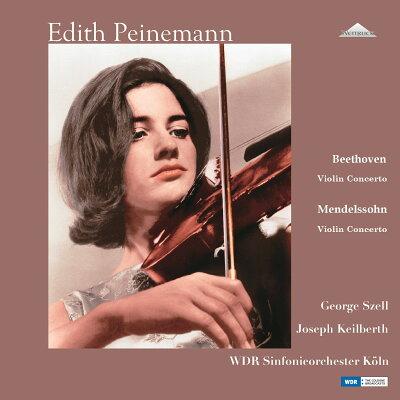 アナログレコードベートーヴェン:ヴァイオリン協奏曲ニ長調Op.61/メンデルスゾーン:ヴァイオリン協奏曲ホ短調Op.64パイネマン WEITLP-3